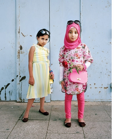 Each plate a poetic plethora of emotions and feelings in 'Rania Matar: L'Enfant-Femme'