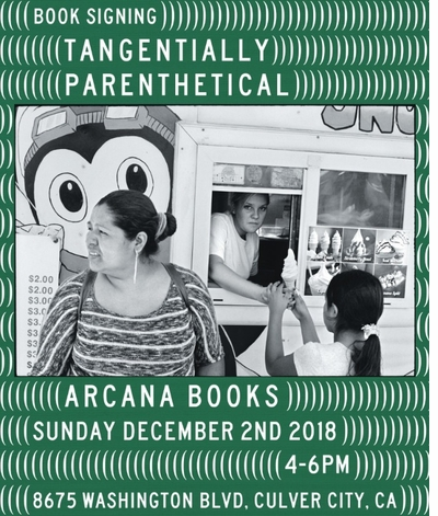 Ed Templeton signing at Arcana: Books on the Arts