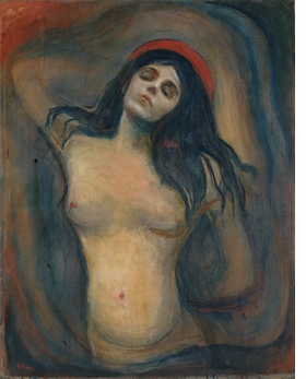 Featured image is reproduced from 'Edvard Munch 1863–1944'.