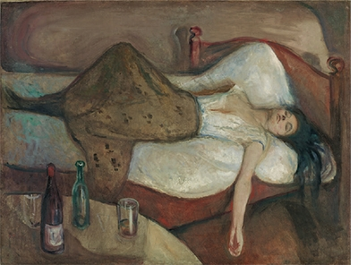 Edvard Munch: Archetypes, The Day After