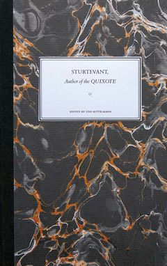 Elaine Sturtevant: Author of the Quixote