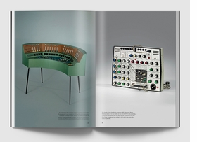Featured image is reproduced from 'Electronic: From Kraftwerk to the Chemical Brothers.'