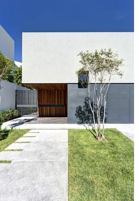 Featured image is reproduced from 'Elias Rizo Arquitectos'.
