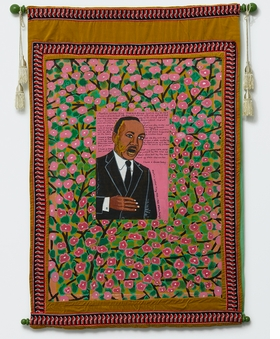 Featured image is reproduced from 'Faith Ringgold.'