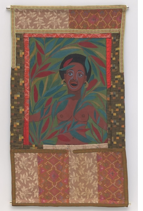 Featured image is reproduced from 'Faith Ringgold'.