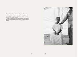 Featured is reproduced from 'Fazal Sheikh & Teju Cole: Human Archipelago.'
