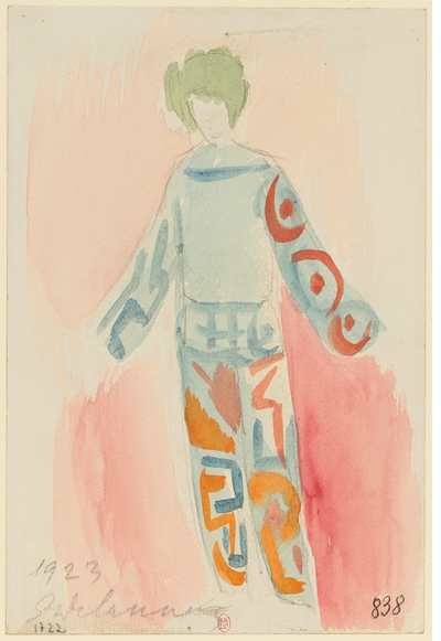 Fearless in all things: Sonia Delaunay