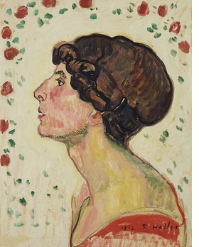 Featured image is reproduced from 'Ferdinand Hodler: Elective Affinities from Klimt to Schiele.'