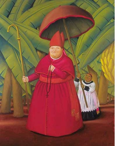 Fernando Botero: 'Improbable but not Impossible'