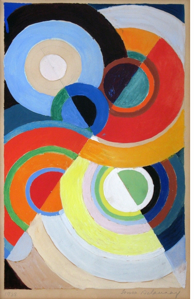 Find Holiday Gift Perfection in 'Sonia Delaunay: Art, Design and Fashion'