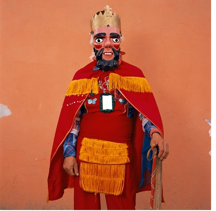Find unexpected Halloween inspiration in Phyllis Galembo's 'Mexico Masks Rituals'