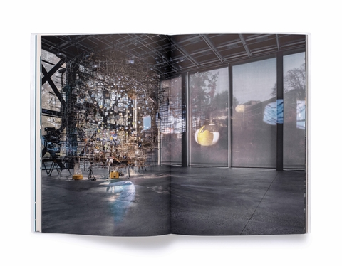 Fondation Cartier presents Sarah Sze in conversation with Anselm Kiefer and Emanuele Coccia for the launch of 'Night into Day'