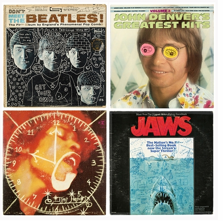 For the cool collector Dad: 'Marred for Life! Defaced Record Covers from the Collection of Greg Wooten'