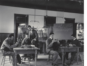 Featured image is reproduced from 'Frances Benjamin Johnston: The Hampton Album.'