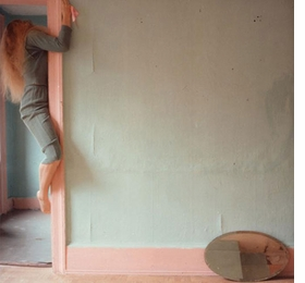 """""""Untitled, New York,"""" 1979, is reproduced from <I>Francesca Woodman: On Being an Angel</I>."""