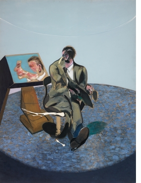 Featured image is reproduced from <I>Francis Bacon: Catalogue Raisonné</I>.