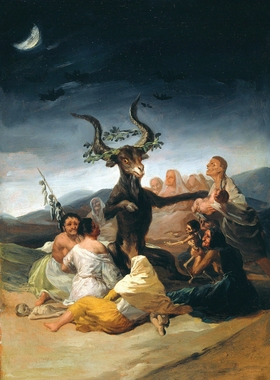 Featured image is reproduced from 'Francisco de Goya.'