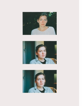 """Featured images, all titled """"Sabine"""" (1993/95), are reproduced from Gerhard Richter's <a href=""""1933045477.html"""">Atlas</a>."""