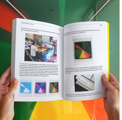 Get David Reinfurt's 'A *New* Program for Graphic Design' at the NYABF