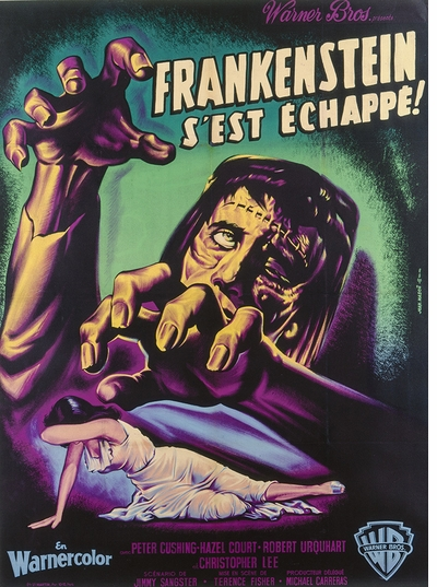 Get Halloween inspiration from 'Frankenstein: The First Two Hundred Years'