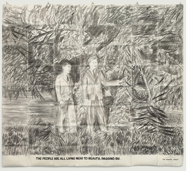 Featured image is reproduced from 'Gilbert & George: The General Jungle or Carrying on Sculpting.'