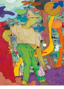 Gladys Nilsson: Honk! Fifty Years of Painting