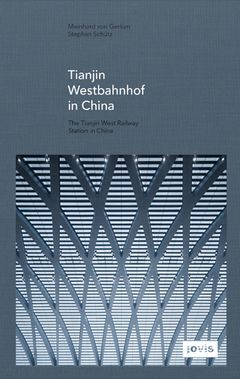 GMP: The Tianjin West Railway Station in China