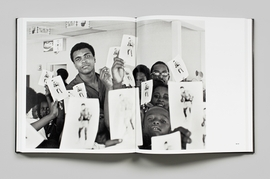 Featured spread is from 'Gordon Parks: Muhammad Ali.'