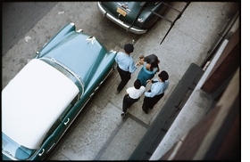 Featured image is reproduced from 'Gordon Parks: The Atmosphere of Crime, 1957.'