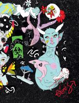 Grimes: Miss Information, a Coloring Book