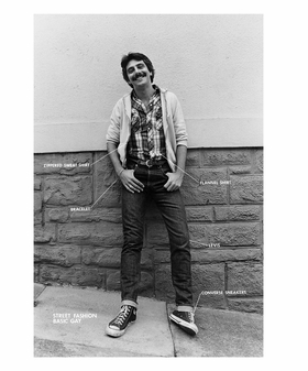 Featured image is reproduced from 'Hal Fischer: The Gay Seventies.'