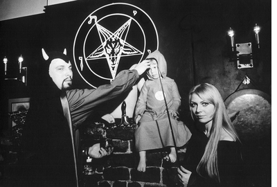 HALLOWEEN READING: Anton LaVey's 1967 press release for the 'first Satanic baptism in history'