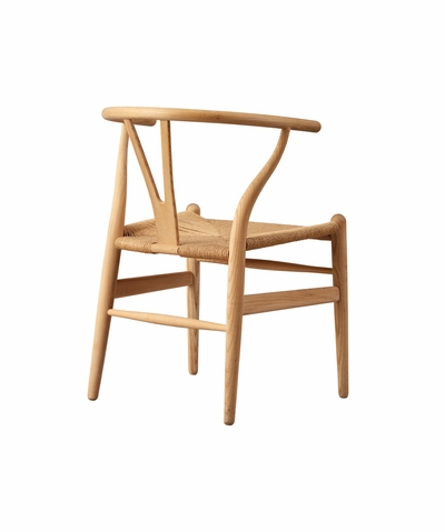"Hans J. Wegner and other masters of Danish ""golden-age"" chair design are collected in this chic compendium"