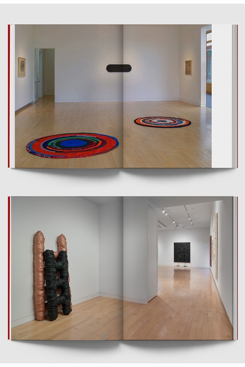 'Harmony Hammond: Material Witness' Book Release at the Aldrich
