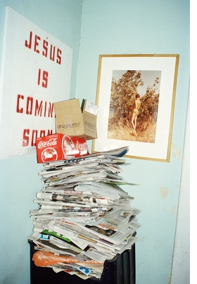 Featured image is reproduced from 'Harmony Korine & Juergen Teller: William Eggleston 414.'