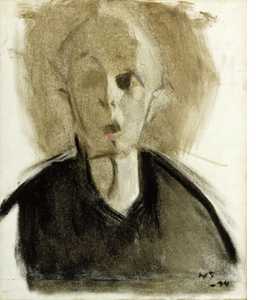 Featured image is reproduced from 'Helene Schjerfbeck.'