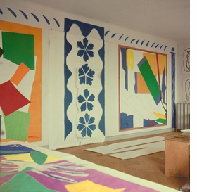Featured photograph, by Lydia Delectorskaya, © 2013 Succession H. Matisse, is reproduced from <I>Henri Matisse: The Cut-Outs</I>.
