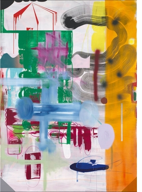 Featured image is reproduced from 'Henrik Placht: Paintings and Bridgebuilding.'