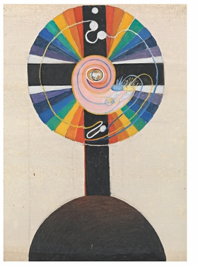 Featured image is reproduced from 'Hilma af Klint: Artist, Researcher, Medium.'
