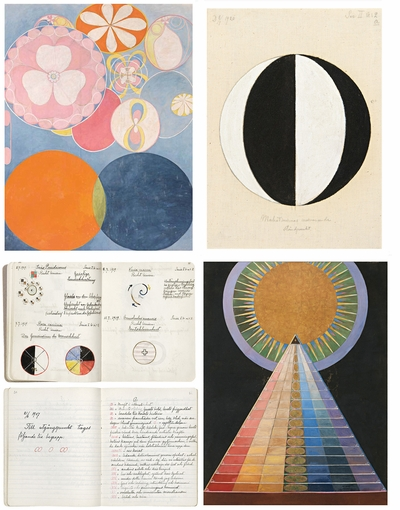'Hilma af Klint: Paintings for the Future' is Back in Stock!