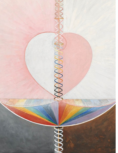 'Hilma af Klint: Paintings for the Future' opens tomorrow at the Guggenheim!