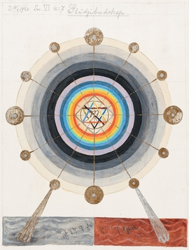 Featured image is reproduced from 'Hilma af Klint: Seeing Is Believing.'
