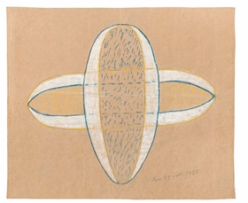 Featured image is reproduced from 'Hilma af Klint: Spiritistic Drawings 1896–1905.'