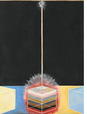 Featured image is reproduced from 'Hilma af Klint: The Paintings for the Temple 1906–1915.'