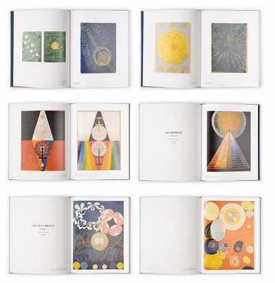 'Hilma af Klint: The Paintings for the Temple 1906–1915' is new from Bokförlaget Stolpe