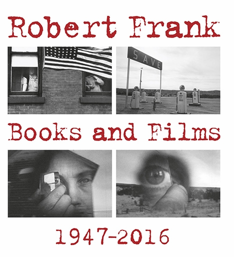 HISTORIC: Robert Frank & Gerhard Steidl in Conversation