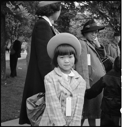 Historical photos document the wartime incarceration of Japanese Americans in 'Displaced: Manzanar 1942–1945'