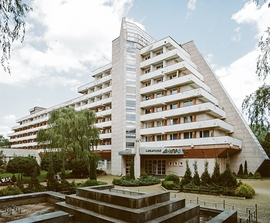 Featured image is reproduced from 'Holidays in Soviet Sanatoriums.'