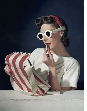 Featured image is reproduced from 'Horst P. Horst.'