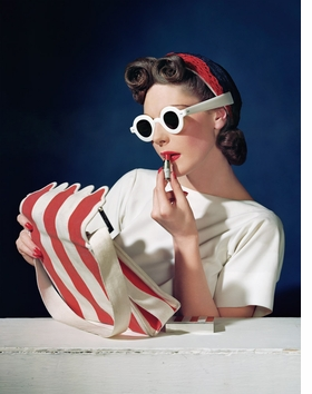 Featured image is reproduced from 'Horst P. Horst: In Color'.